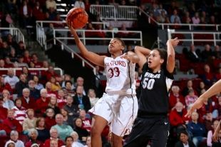 Orrange has career game in Stanford's win over Colorado | News | Palo Alto Online |