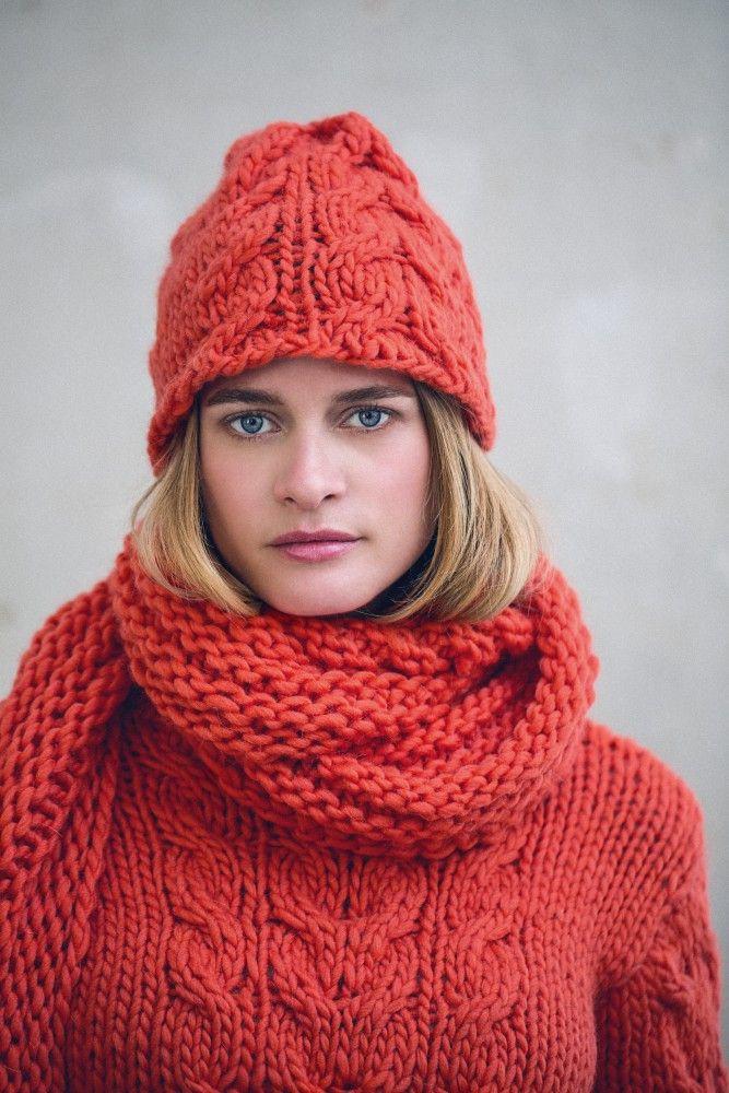 Kostenlose Anleitung: Mütze, Schal und Pullover - Initiative ...