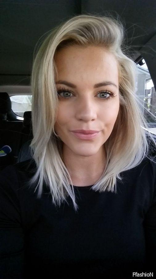 Pleasant Very Light Ash Blonde Hair 2017 2018 Fashion 2017 And 2018 Hairstyles For Women Draintrainus
