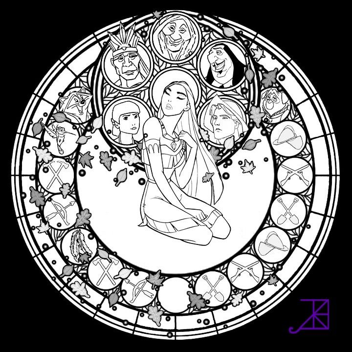 Pocahontas Disney Coloring Pages Coloring Pages Disney