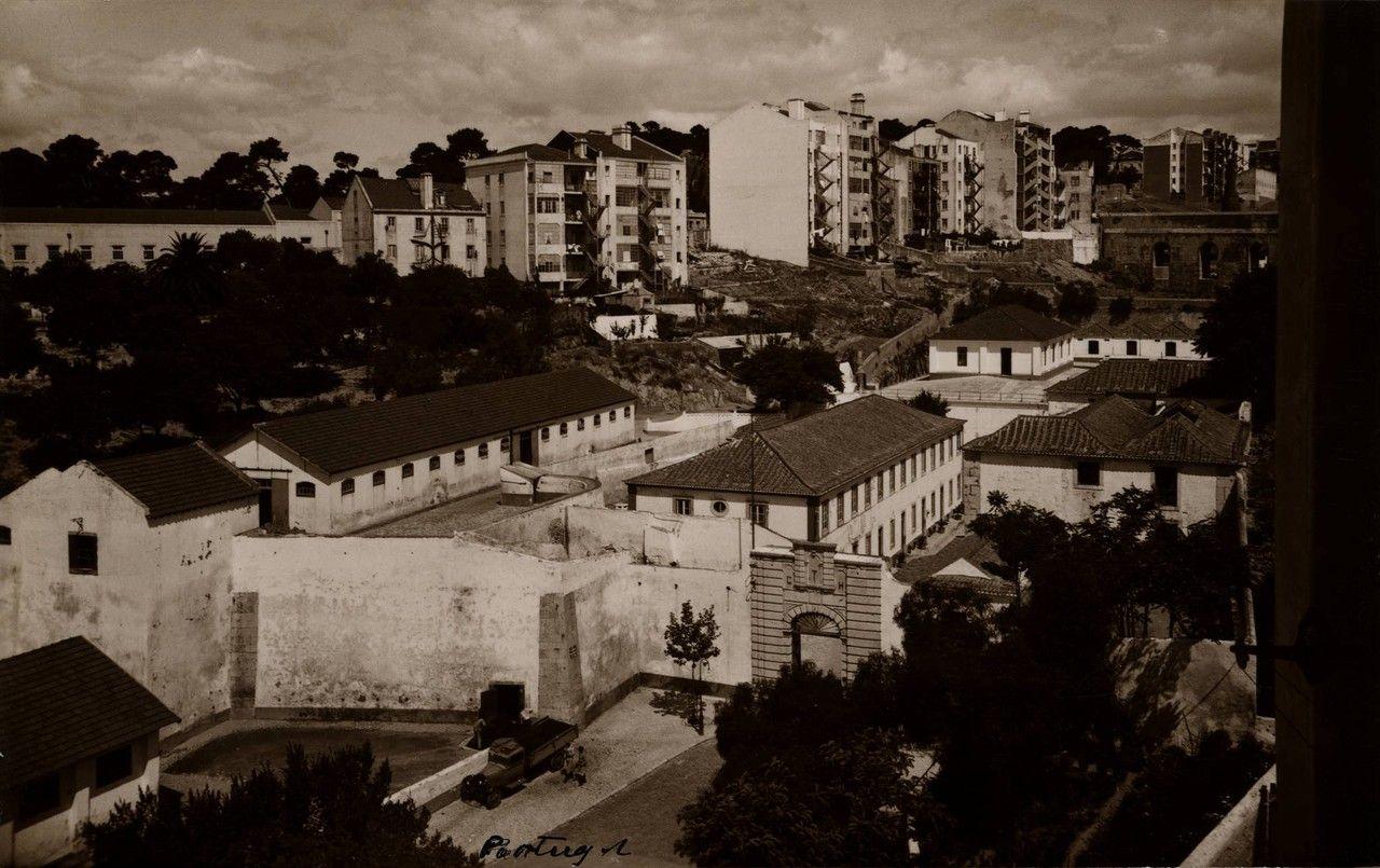 Panoramica Sobre O Quartel Da Cova Da Moura C 1 De 2019 Lisboa