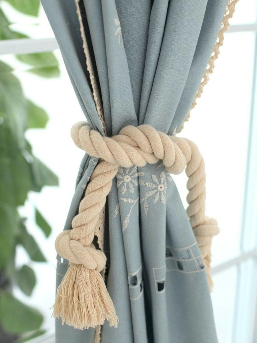 Pin By Air S Little Barn On Soft Furniture Curtain Tie Backs