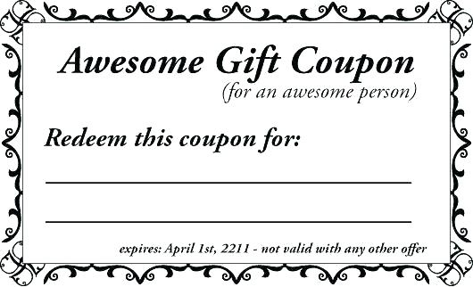 Make Your Own Coupon Template from i.pinimg.com