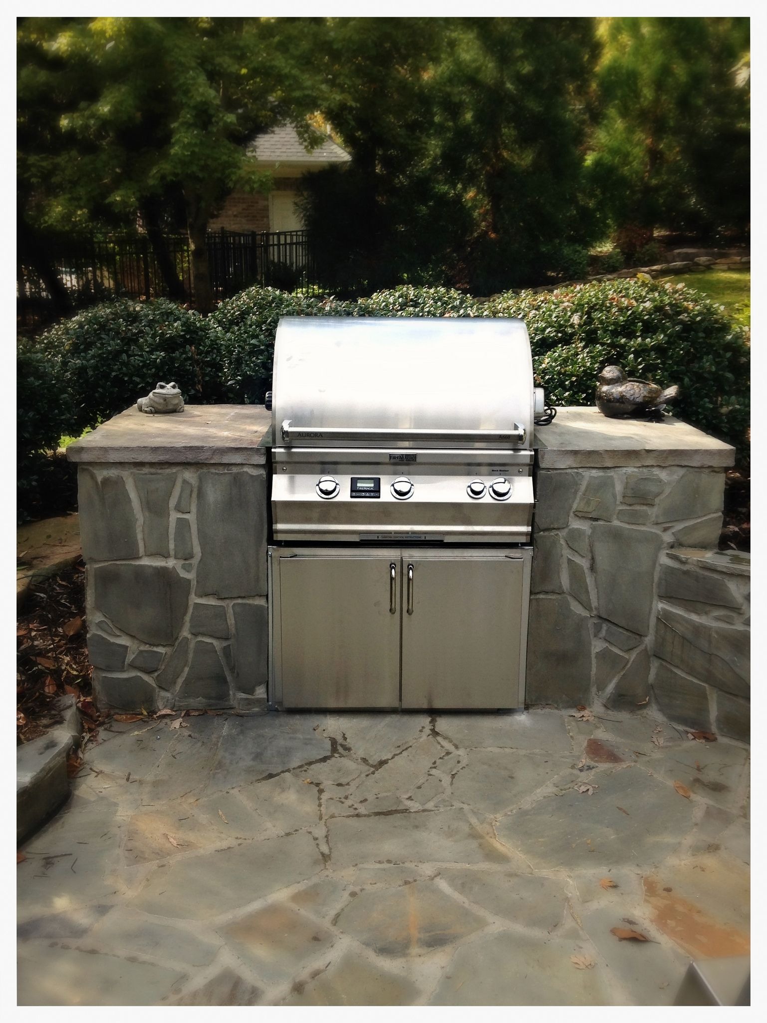 Outdoor Küche Fire Magic Fire Magic A660i Built In Gas Grill Chattanooga Tn Outdoor