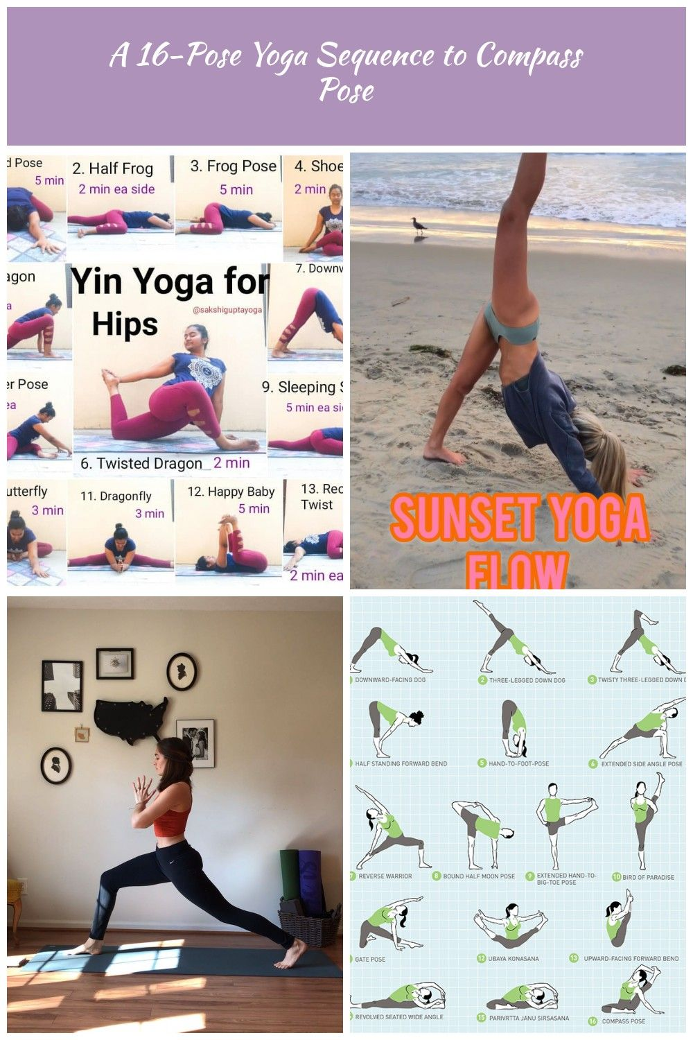 Yin Yoga Sequence For Hips Who All Love Yin My Practice Today Was A Wonderful 75 Minutes Of Yinyoga So I Thoug Yin Yoga Sequence Yin Yoga Yoga Sequences