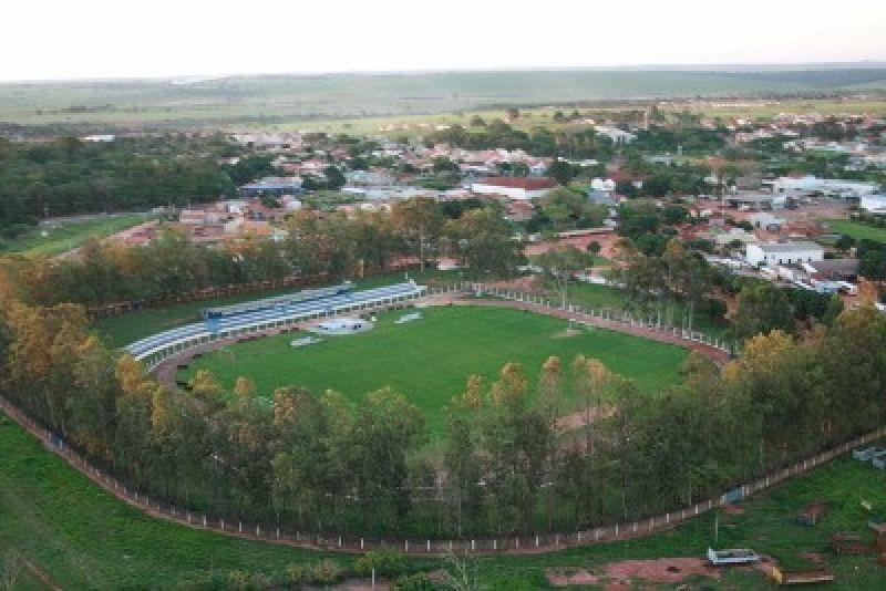 ac84b3e157 Estádio Luiz Saraiva Vieira - Ivinhema (MS) - Capacidade  5 mil - Clube   Ivinhema