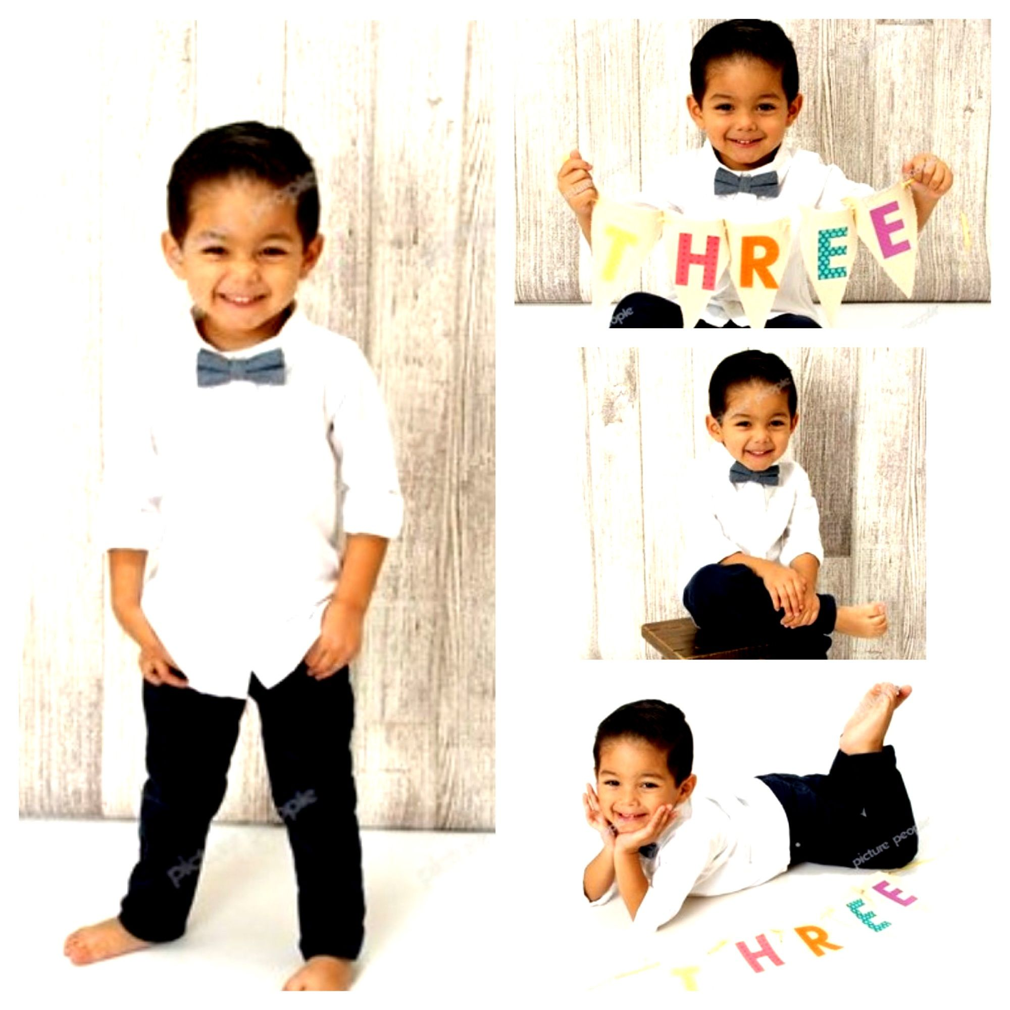3 Year Old Photo Shoot Cute Outfit And Sign Idea!