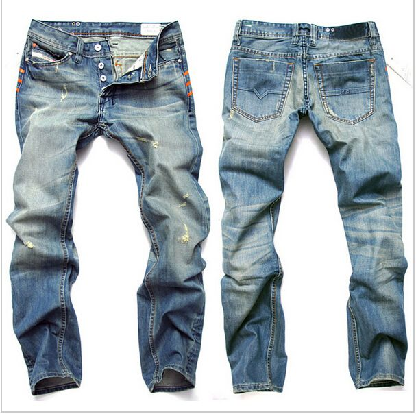Find More Jeans Information about 2014 Fashion Men Classic ...
