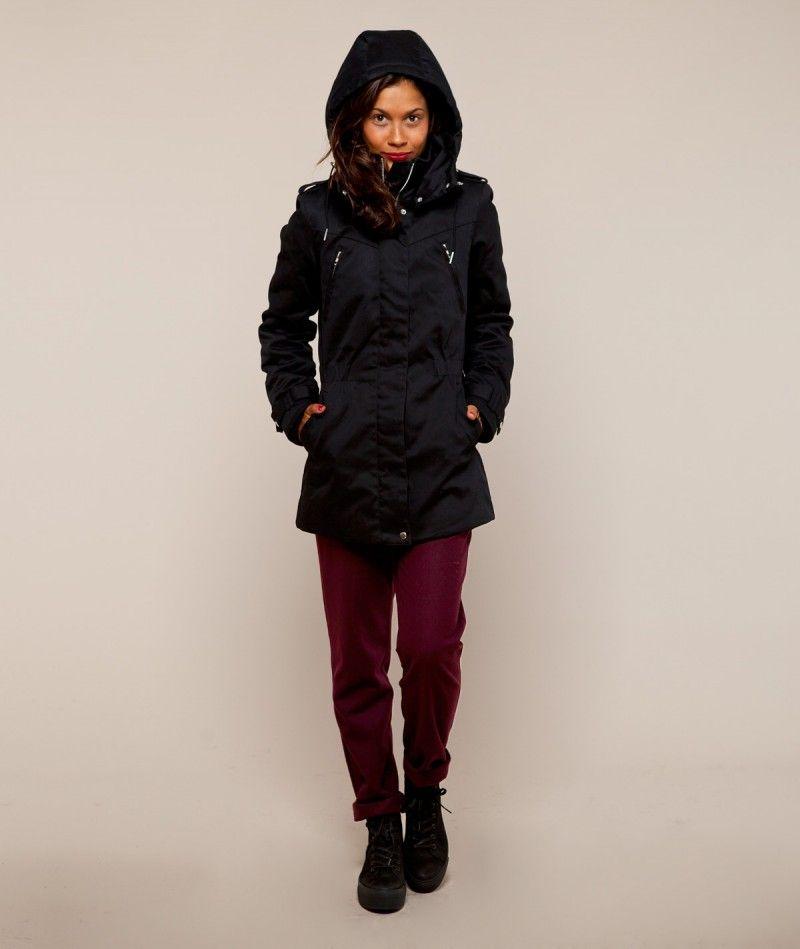 MODSTRÖM moon mantel black - - Kauf Dich gluecklich   clothing ... 0ee12fa362