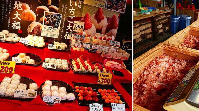 Tsukiji Fish Market Tokyo Tsukiji Fish Marketing