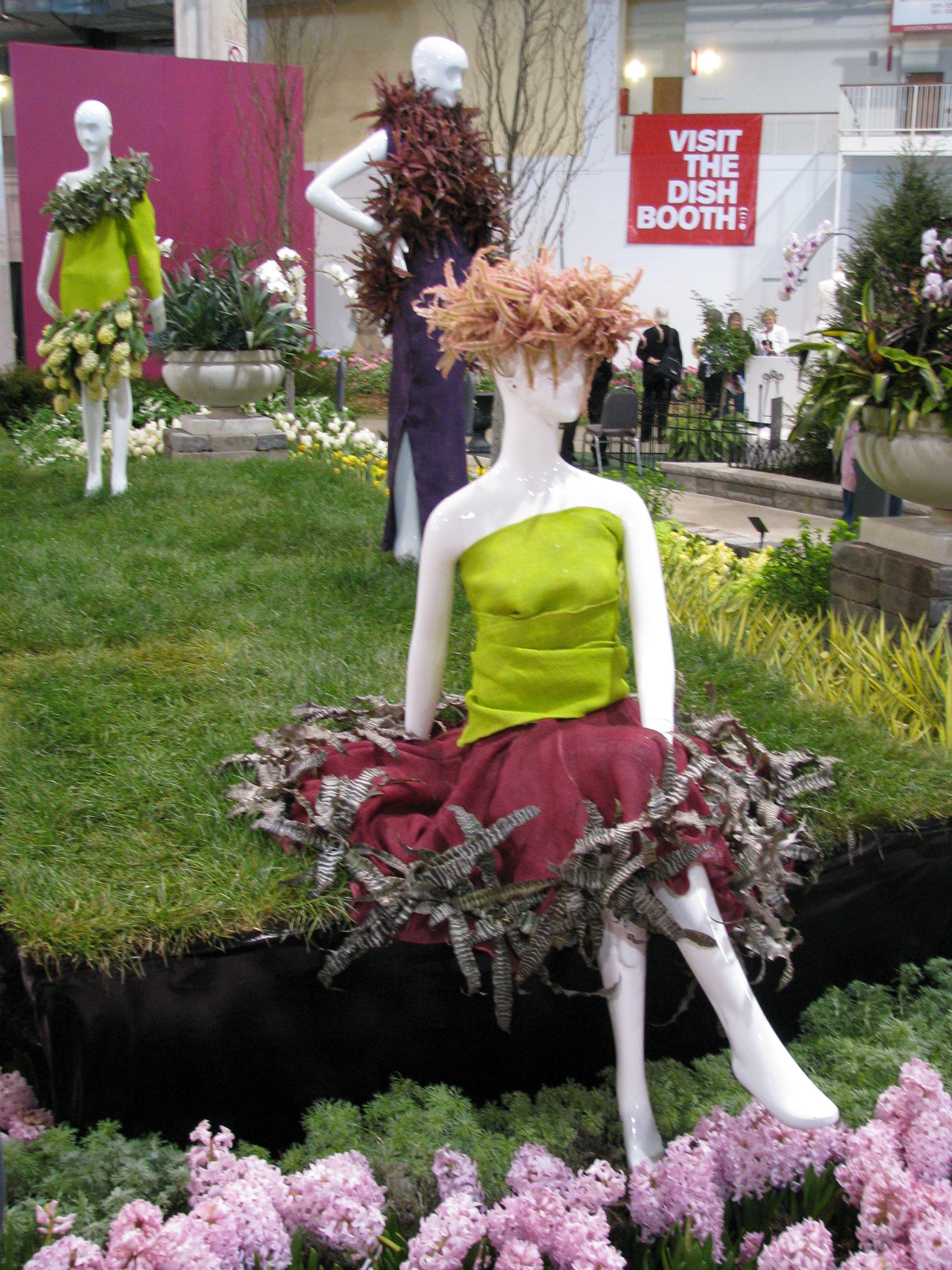 Chicago Flower Garden Show Wow Garden Show Beautiful Gardens Flower Garden