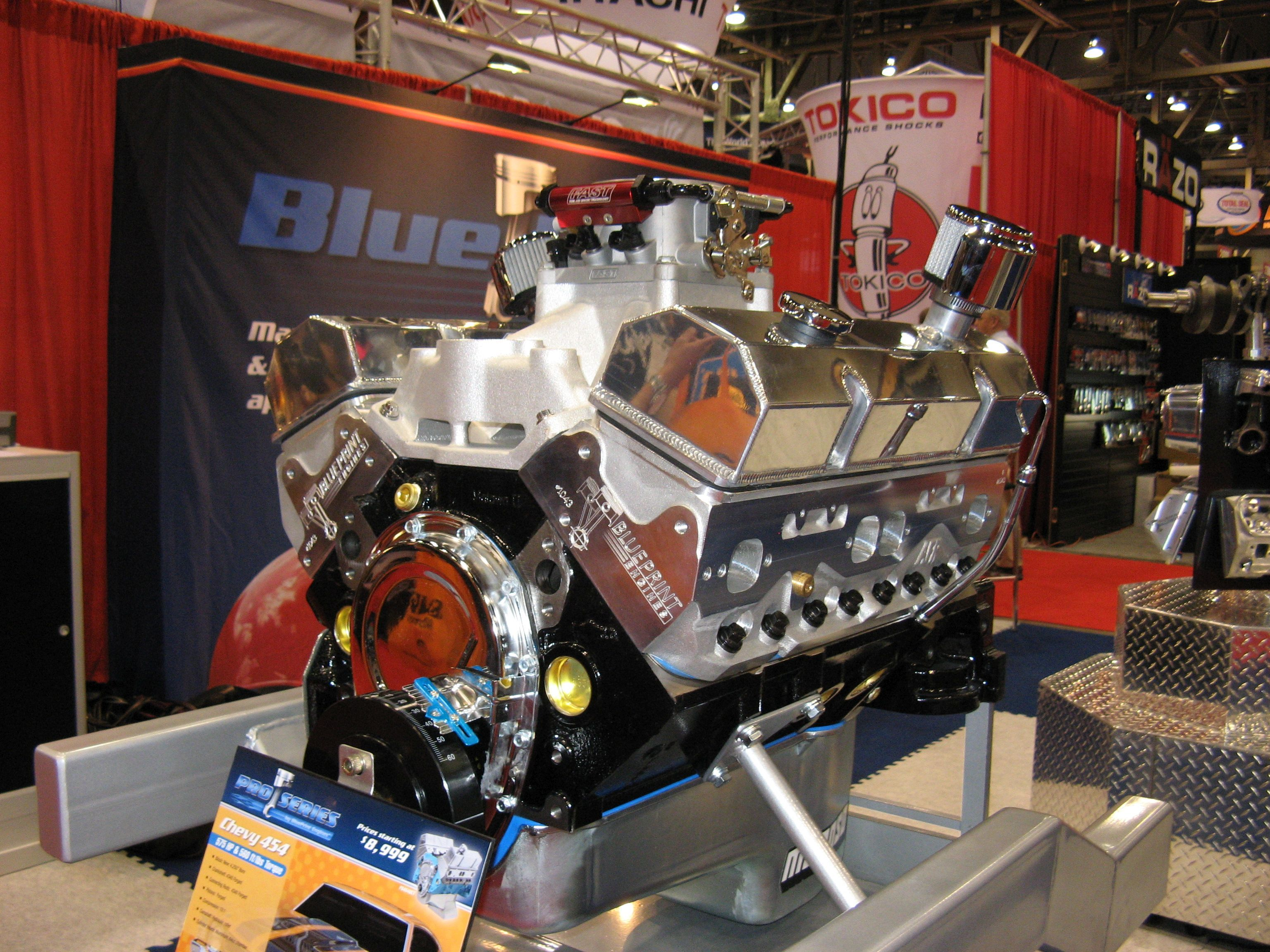 Blueprint engines engine featured at one of the sema tradeshows of blueprint engines engine featured at one of the sema tradeshows of years past blueprintengines sema malvernweather Gallery