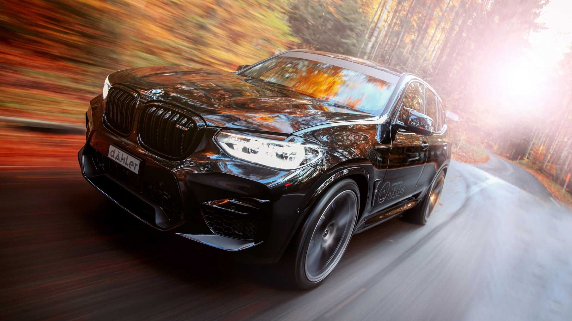 Dahler Take Bmw X3 M And X4 M Up To 610 Hp 449 Kw