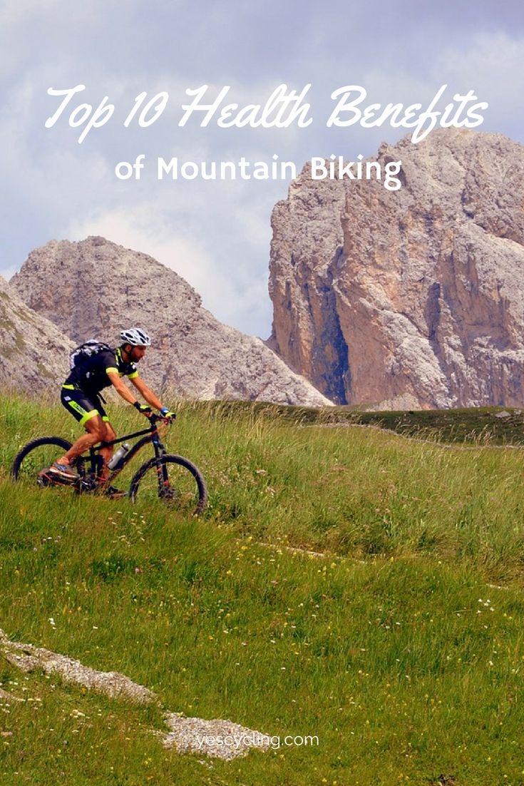 10 Health Benefits of Mountain Biking Low impact workout
