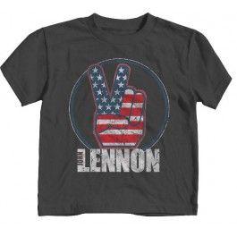 John Lennon Kids/Toddler T-shirt - Tee Bringing Peace