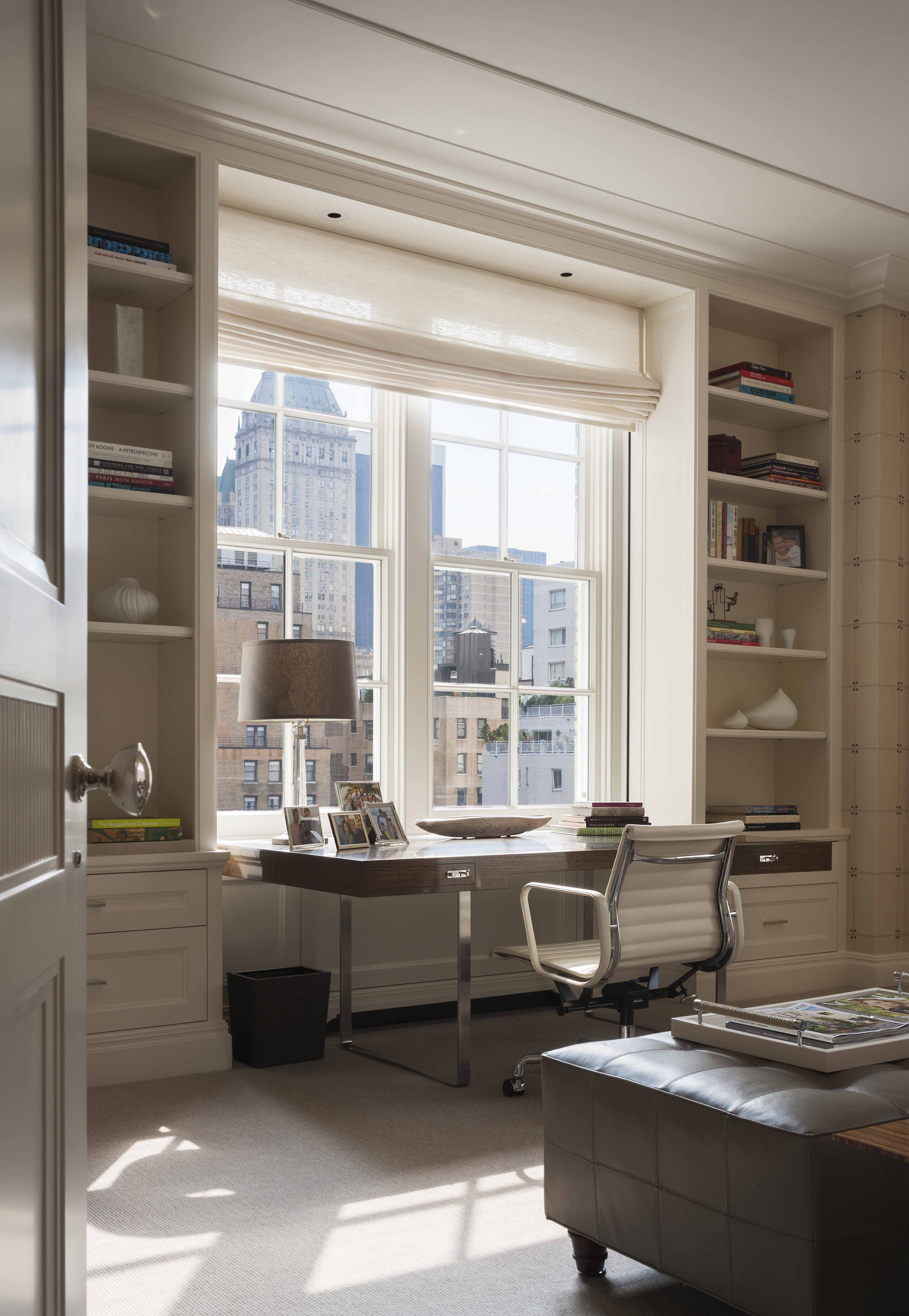 Her Study and Guest Room | John B. Murray Architect