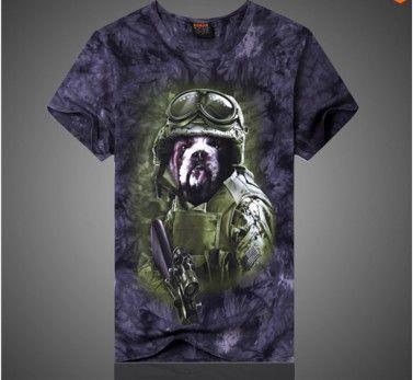 Pánské tričko s celopotiskem pes – trička s potiskem + POŠTOVNÉ ZDARMA Na  tento produkt se fb0146ca87