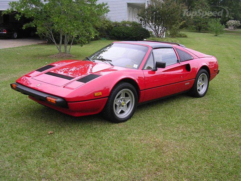 Ferrari 308 GTS, Magnum | Hot Cars | Pinterest | Ferrari, Cars and