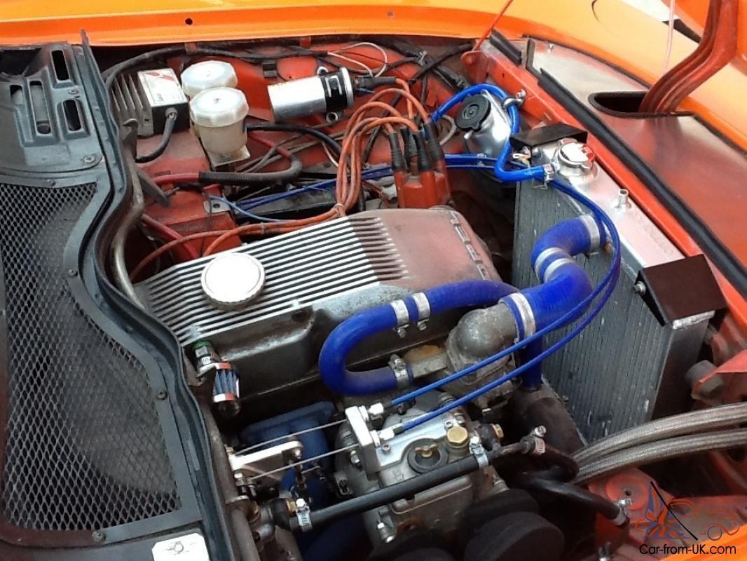 Opel GT 1900. 1973 Conrero Tribute Opel, Rat rod, Cars