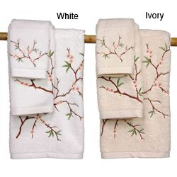 Overstock Improve Your Bathroom Decor With This Luxury Bath - Luxury bath towel sets for small bathroom ideas