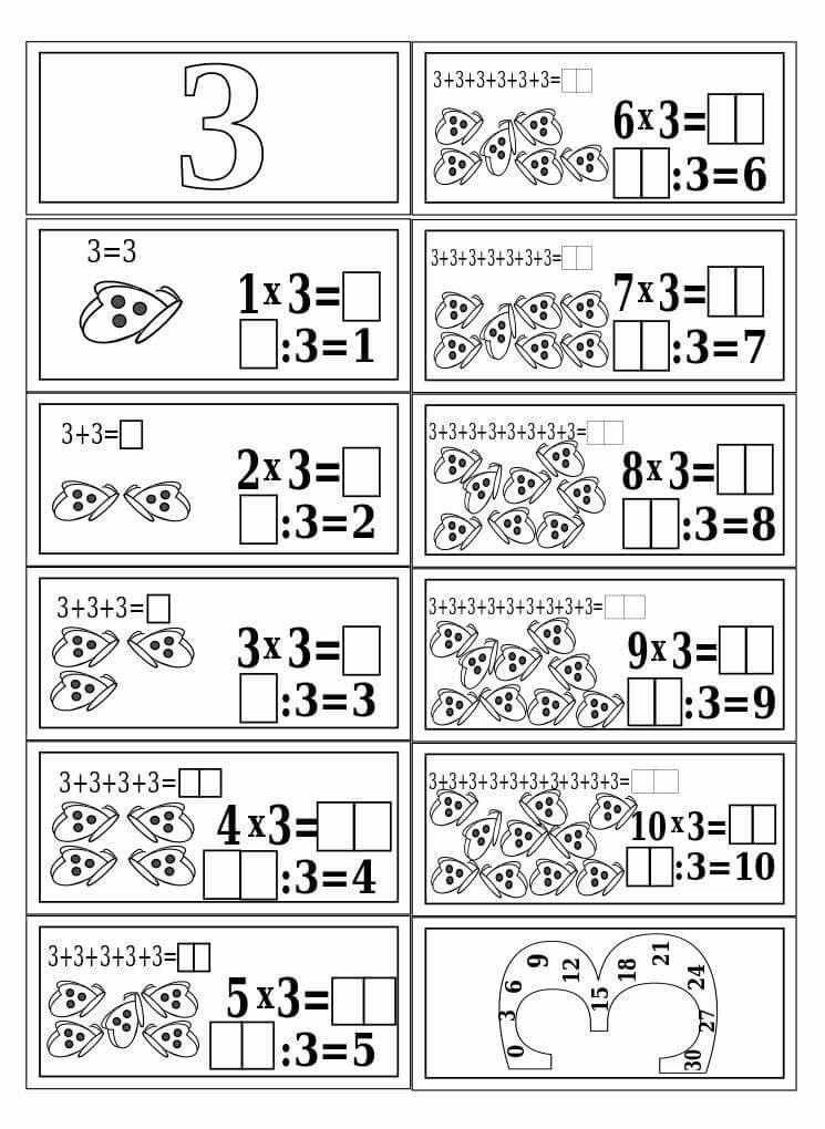Arbeitsblätter Mathematik Multiplikation : Pin von karin jäger auf rechnen pinterest mathe