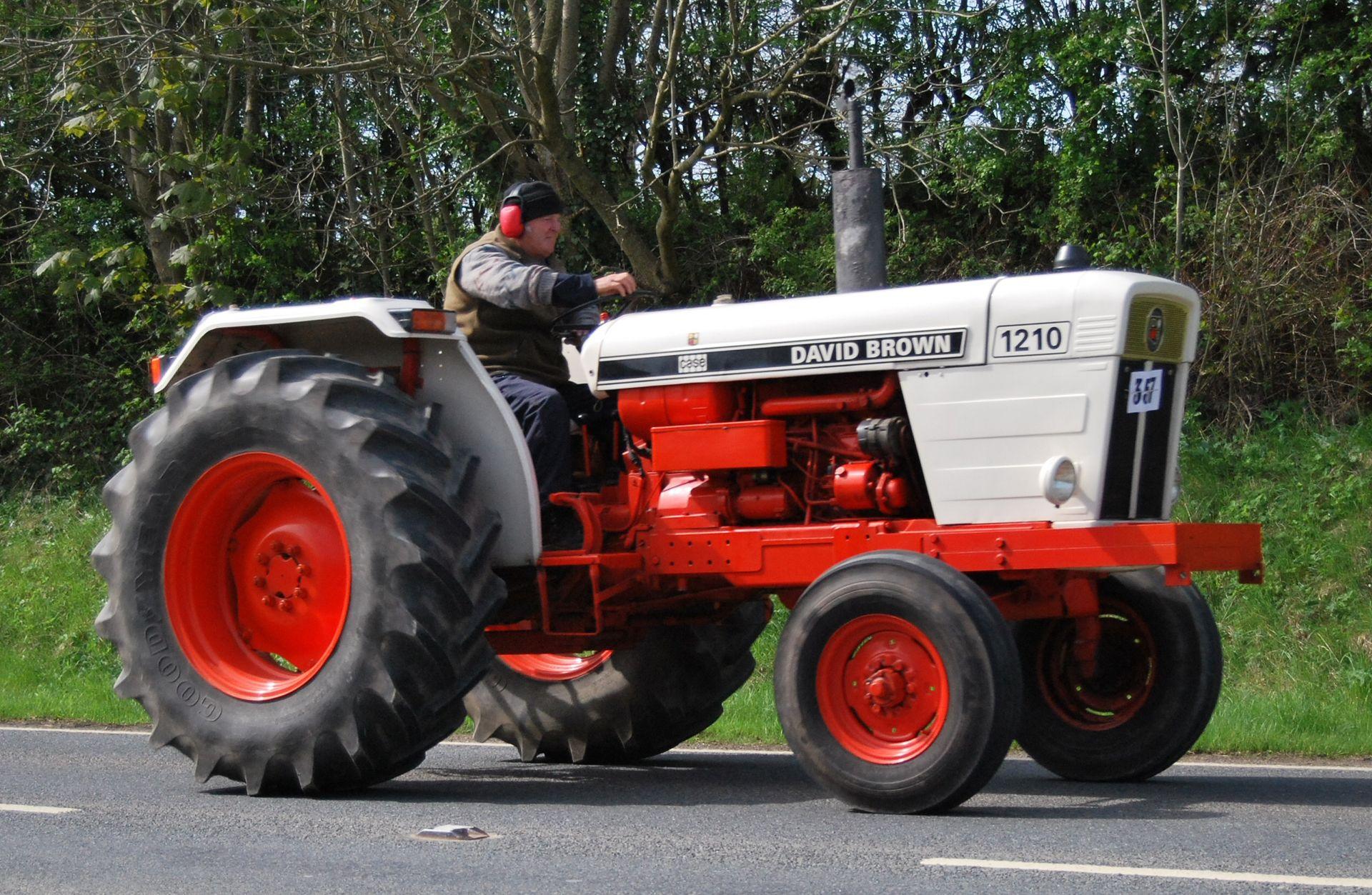 Case-David Brown 1210 | ☼ Tractor Mania ☼