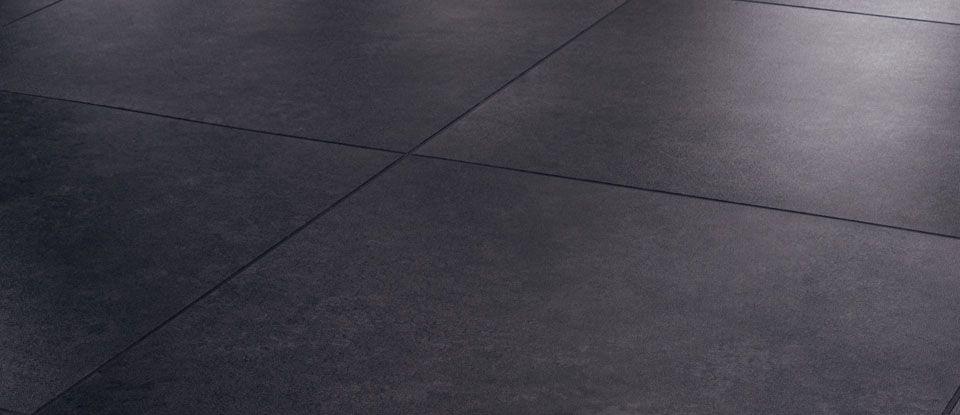 Slate Floor Tiles 18 X With Dark Grey Grout Tile