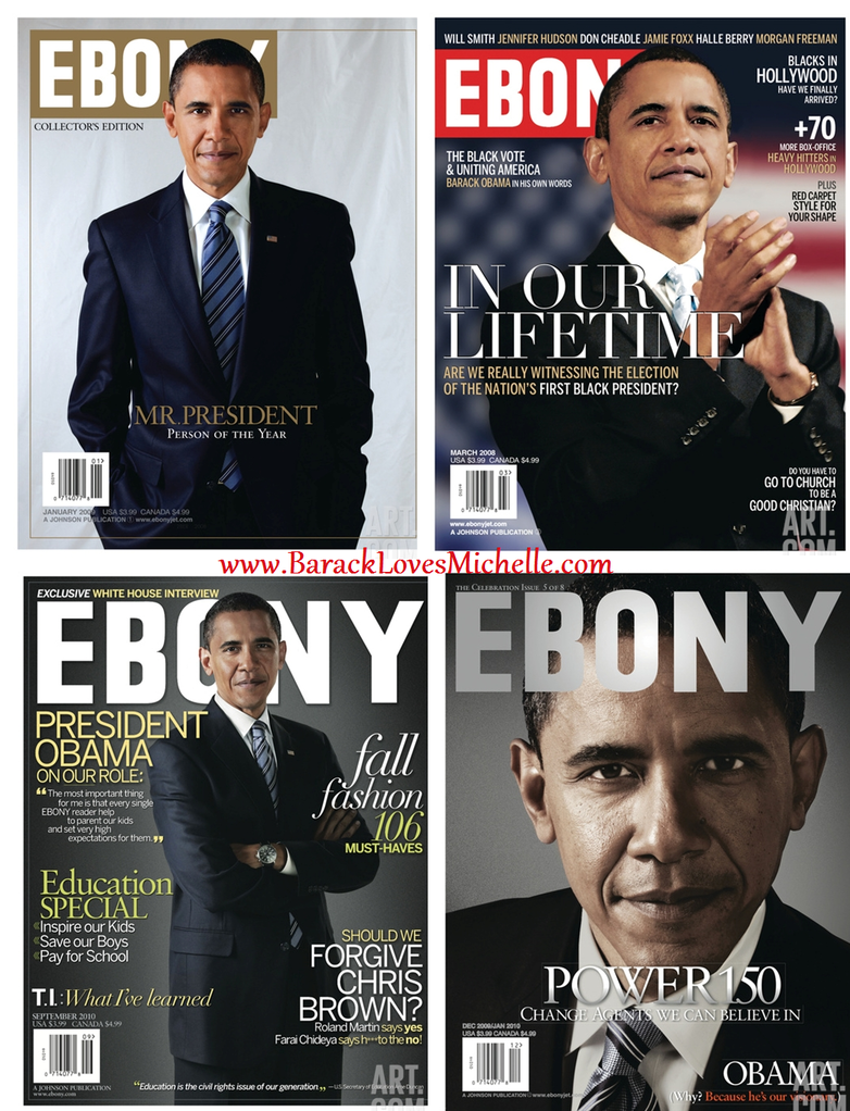 Ebony magazine change of address