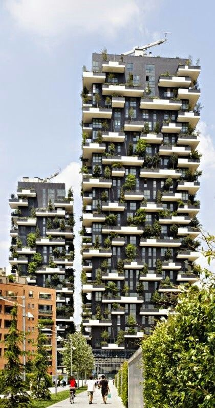 Milan Italy Architecture Italienne Architecteur Architecture
