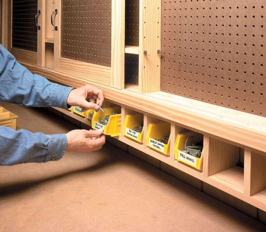 detail1 in 2019 Shop Garage storage, Diy