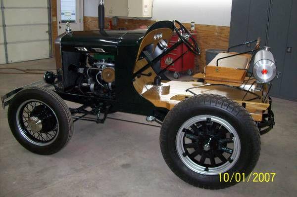 1928 Chevrolet Doodlebug Homemade Tractor Chevrolet Tractors