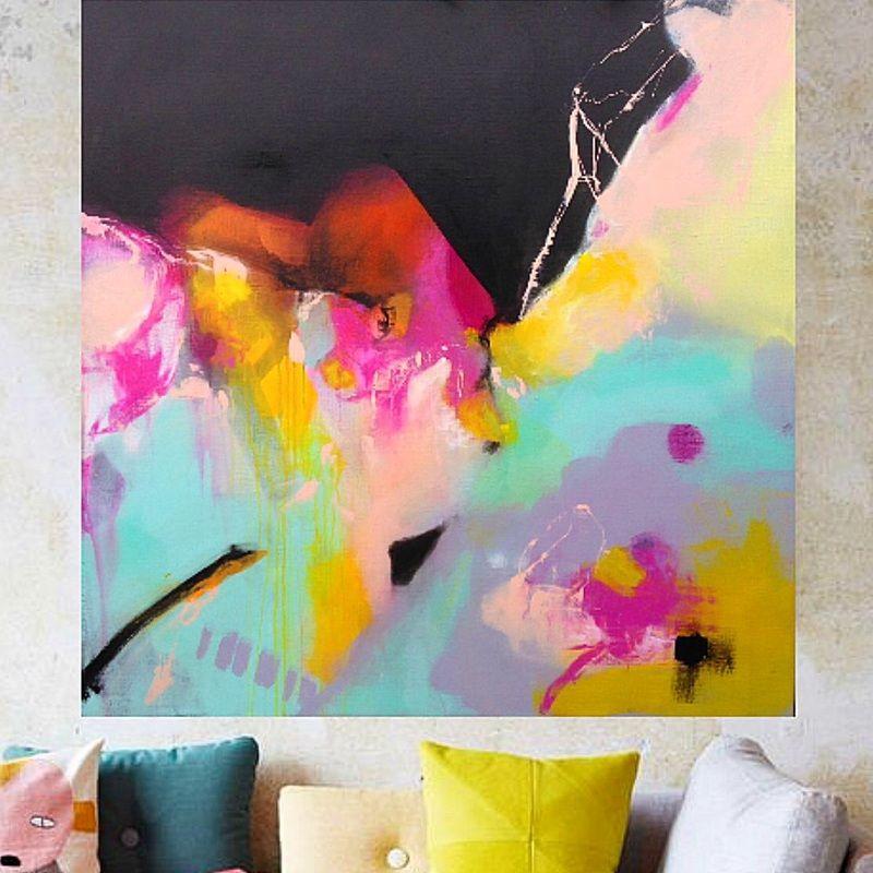Michael bond art home abstract art painting art art