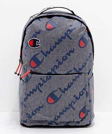 4e582c31ee75 Champion Advocate Grey Backpack