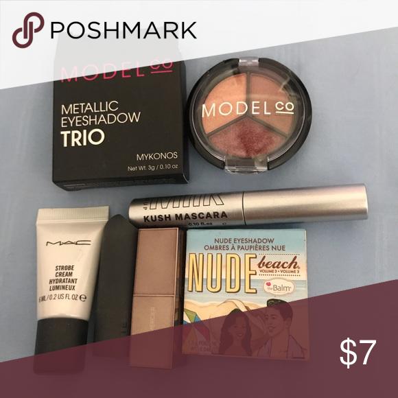 Makeup bundle NWT Makeup bundles, The balm, Mac strobe cream