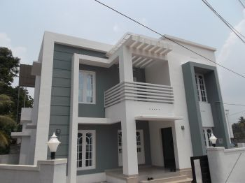Kerala House Balcony Designs