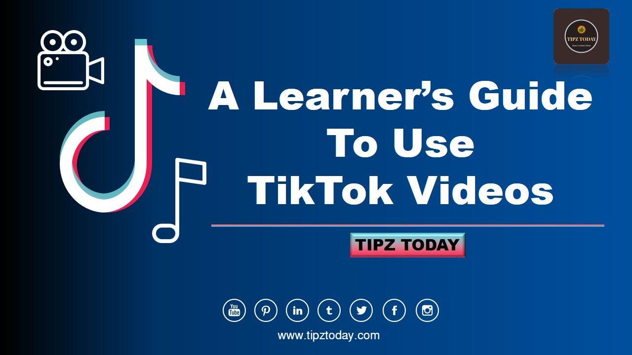 Grow More Through Tiktok Videos Start Building Your Brand Tiktok Videos Socialmedia Video Marketing Learn To Read Content Marketing Tools