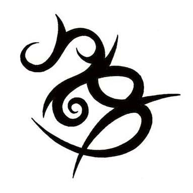 Tribal Virgo Great Ink Pinterest Pisces Tattoos And Tattoo