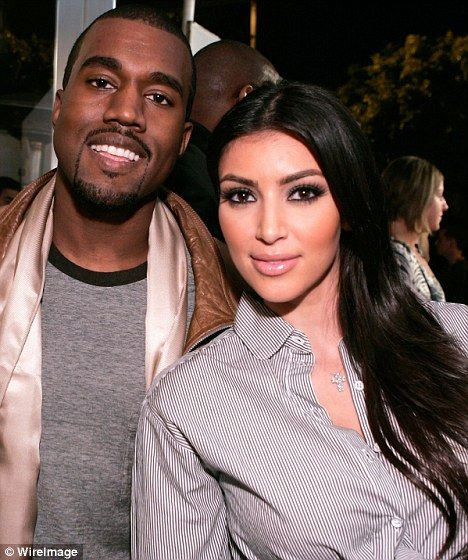 Kanye West And Kim Kardashian In 2007 Before They Got Together Kanye West And Kim Kim Kardashian Kanye West Kim Kardashian And Kanye