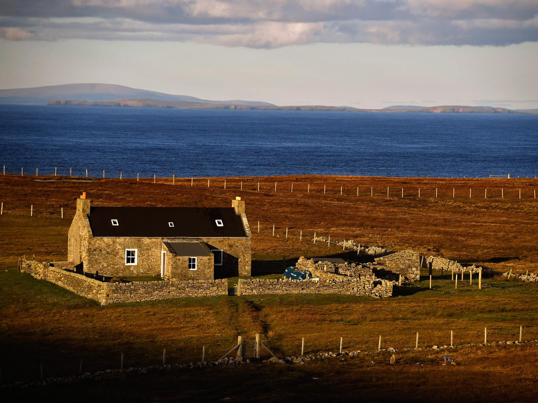The part of Britain that celebrates Christmas two weeks after everyone else | Scottish islands ...