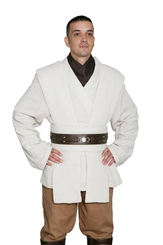 Star Wars Obi Wan Kenobi Jedi Costume   Tunic Only