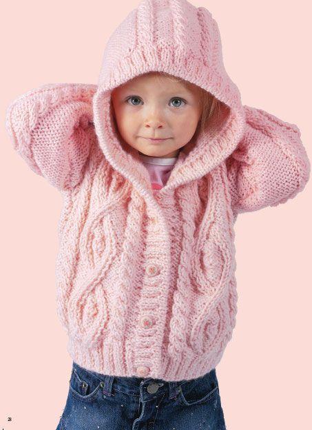 progetto maglia giacchino bimbi ai ferri  67d8348400fe