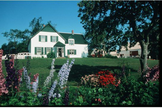Green Gables House A Priceless Treasure In 2020 Gable House