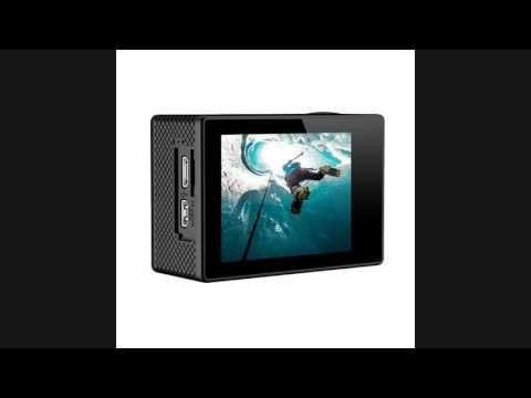 แนะนำ ATM กล้องกันน้ำ Action CamCorder Full HD 1080P WiFi - ส�