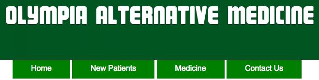 Olympia Alternative Medicine Olympia, Washington http://olyaltmed.com/index.html
