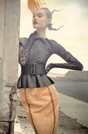 Marie Claire Italy: Atelier Surrealist