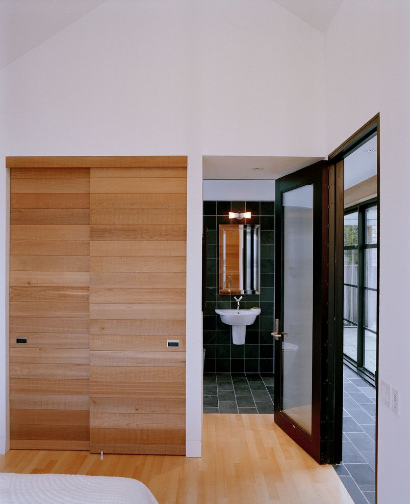 Gorgeous Sliding Closet Doors. Nick Noyes Architecture