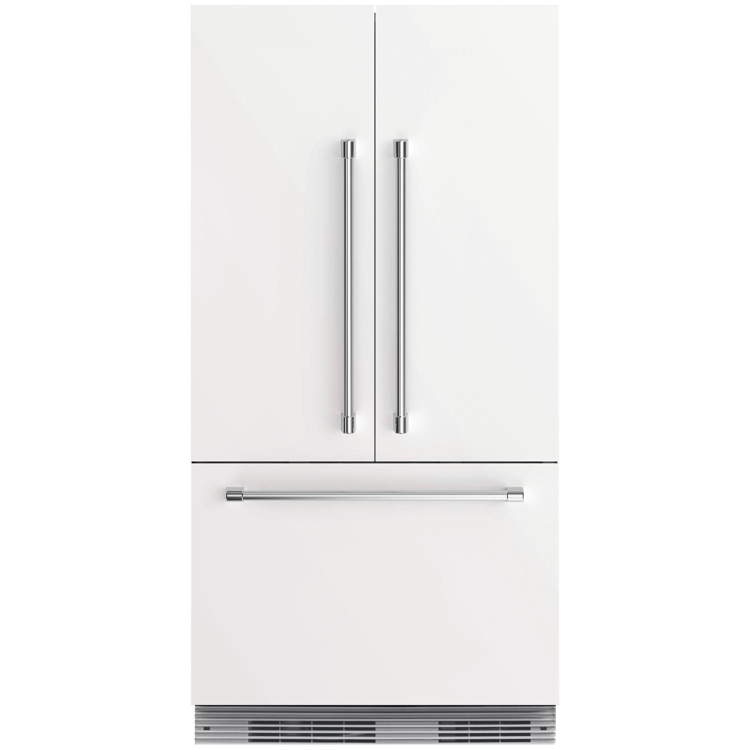 Dcs 72 Inch Panel Ready Built In French Door Refrigerator Rs36a72jc1