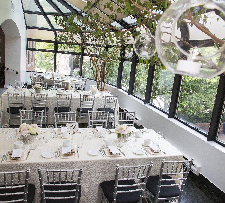 A wedding with a view la maquette venue stylish chic