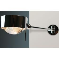 Top Light Puk Maxx Hotel wall lamp chrome 30cm standard version Top LightTop Light