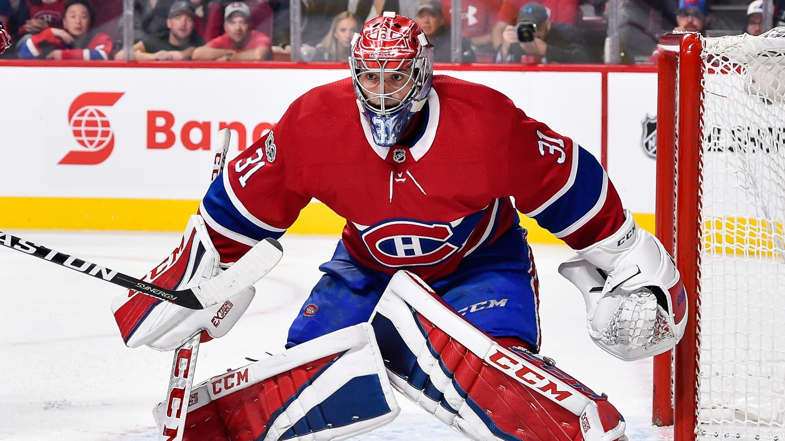 Price will start for Canadiens against Sabres